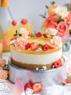 Cute Cakes, Yummy Cakes, Ice Cream Pies, Baking Recipes, Easy Recipes, Celebration Cakes, No Bake Desserts, Cake Designs, Sweet Tooth