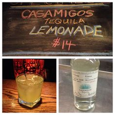 1, 2, 3….tequila! Join us at the bar tonight for our latest drink special!