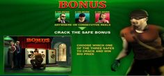 Crack the Safe and win a big bonus in #Spin2Millionslots.