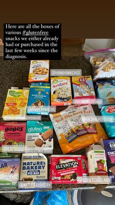 Our 2yo was recently diagnosed with several food allergies. Here are the gluten-free (and mostly dairy-free) snacks we are exploring