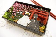 京都弁当 Kyoto Bento: Bento 2011 contest finalist