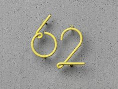 NakNak — wire number, lettering