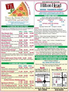 TJ's Take and Bake Pizza (Gluten Free Crust!!!), Hilton Head Island, SC