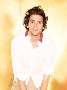 Mika's beautiful face