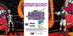 Honys Torres Artista Neo POP: Matarile Lire Ron