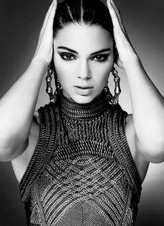 Kendall Jenner |  via fashionbombdaily