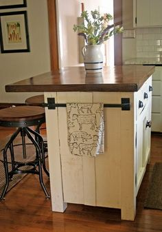Kitchen Island In Small Kitchen decor happy: client project: kitchen before & after | jt kitchen