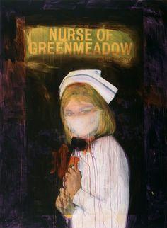 Richard Prince  The Nurse Paintings