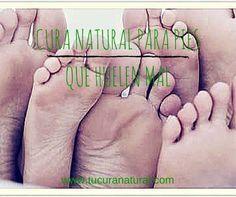 cura natural para pies que huelen mal, elimina el mal olor de manera efectiva y a bajo costo