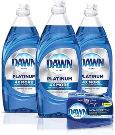 Cleaning Oven Racks, Cleaning Hacks, Dishwashing Liquid, Liquid Soap, Grease Cleaner, Dishwasher Pods, Pots And Pans Sets, Dawn Dish Soap, Washing Dishes