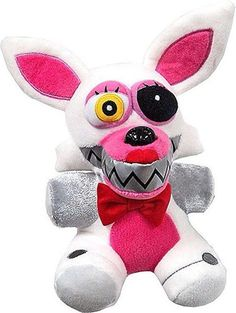 Five Nights at Freddy's Exclusive Limited Edition Nightmare Bonnie Rabbit Plush FNAF Doll