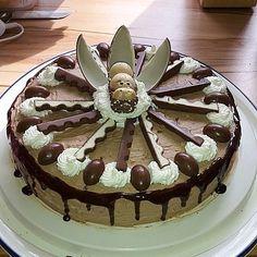Überraschungsei - Torte lecker und leicht Mehr