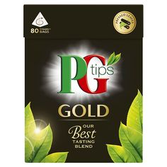 PG Tips Gold 80S Pyramid Teabags 232 G (Pack Of 6, Total 480 Teabags) * Want to know more, click on the image. (This is an affiliate link and I receive a commission for the sales)