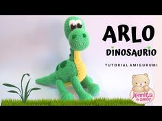 Doll Patterns, Crochet Patterns, Cute Shoes Boots, Crochet Dinosaur, Amigurumi Tutorial, New Toys, Crochet Baby, Diy And Crafts, Dinosaur Stuffed Animal