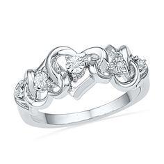 Bar Stud Earrings, Rose Gold Earrings, Heart Promise Rings, Heart Ring, Sea Glass Jewelry, Gold Jewelry, Diamond Jewelry, Diamond Rings, Jewelery