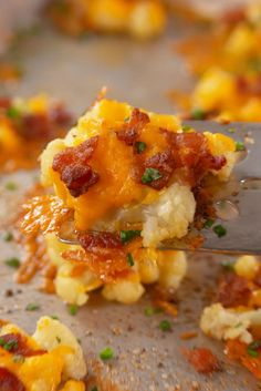 Loaded Cauliflower Bites and 49 Other Cauliflower Recipes