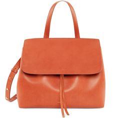 :: Mansur Gavriel Lady Bag in Brick ::