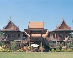 Thailanna home buy your own teak wooden house in for Traditionelles haus bali