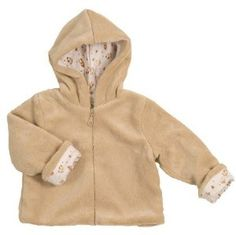Angel Dear LIGHT TAUPE Cuddly-Fuzzy Jacket 6-12 . $27.95. Luxurious fuzzy top layers. Soft hooded jackets. Machine Washable. This new Angel Dear Luxurious fuzzy top layers, lined for warmth and softness. 100% poly lined in 100% cotton dot print pima interlock.