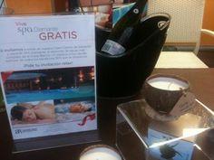 Spa Diamante en FiraCalpe 2013 #calpe @arhotels www.ar-hotels.com