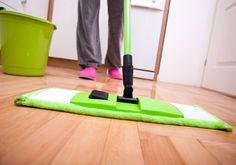 Come #pulire i #pavimenti in maniera #rapida, #efficace ed #ecologica, rispettando il materiale di cui sono fatti.