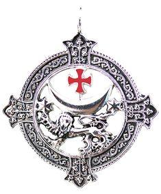 Templar Knights Code Symbols | Templar Lion for Power and Success