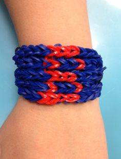 Boston Red Sox Bandaloom cuff! #springtraining #boston