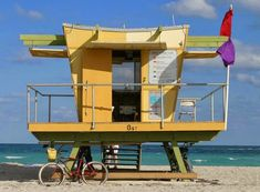 Indian Creek, Miami Beach, Beach Wedding Setup, Hurricane Andrew, Florida Images, Beach Lifeguard, Visit Florida, North Beach, Baywatch