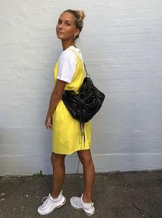 Fashion Killa, Look Fashion, Fashion Outfits, Womens Fashion, Cool Outfits, Casual Outfits, Romper With Skirt, Mellow Yellow, Mode Inspiration