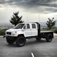 Lifted GMC Kodiak