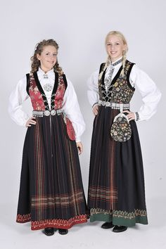 Sogne bunad Folk Costume, Costumes, Finding Your Roots, Traditional Outfits, Norway, European Clothing, Bohemian, Genealogy, Pretty