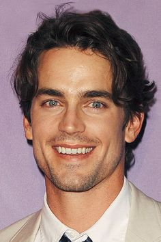 Matt Bomer: my vote to play Christian Grey on the up and coming movie Fifty Shades of Grey!!!
