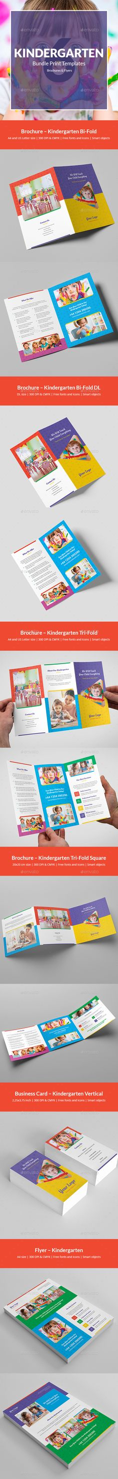 Bifold Brochure  Brochures Corporate Brochure And Brochure Template