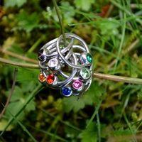 jewel captive bead ring Beaded Rings, Body Jewelry, Jewels, Personalized Items, Beads, Beading, Bijoux, Body Jewellery, Gemstones