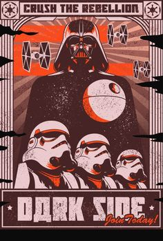 Join the Dark Side - by AutoSaveLAST CHANCE TEEAvailable for £10/€12/$14 from Qwertee for 24 hours only.