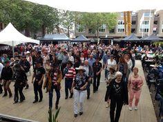 Lekker optreden gehad vanmiddag  in #Zevenaar. Ondanks het weer toch nog veel publiek aanwezig. Country & Westernfestival van Muziekstad Zevenaar. Zondag 17 augustus 2014. Via twitter @TerryWhiteBand.