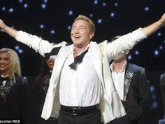 "Michael Flatley's new show ""Dangerous Games"" vows in London - IrishCentral.com"