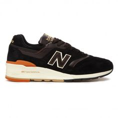 New Balance Made In Usa M997Pr M997PR Sneakers — Running Shoes at CrookedTongues.com
