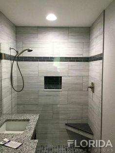 Glass Shower Panels - Florida Shower Doors Manufacturer Glass Shower Panels, Bathtub, Florida, Bathroom, Standing Bath, Washroom, Bath Tub, The Florida, Bathrooms