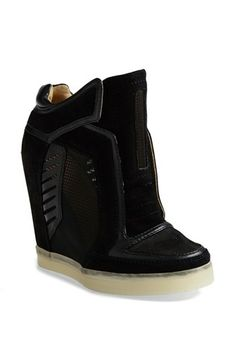 L.A.M.B. 'Freeda' High Top Sneaker with Glow-in-the-Dark Sole | Nordstrom