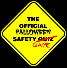 Halloween Safety Game (do as a whole class activity on SMARTBoards or get them to do individually)