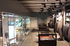 Macson Flagship #interiorDesign #retailing #barcelona