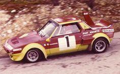 Fiat X1/9 Abarth Prototype