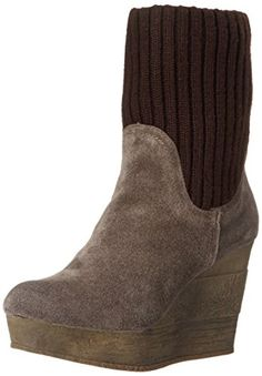 17f6733d5c78 Sbicca Womens Symphony Boot Brown 8 B US -- You can get more details by  clicking on the image.(This is an Amazon affiliate link)