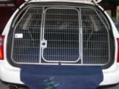 Dog doors for cars, dog barriers, dog cages, dog access ramps MELBOURNE - OzDoggy