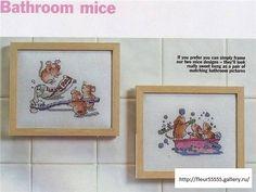 Bathroom Mice   Gallery.ru / Фото #110 - для дома 2 - Fleur55555