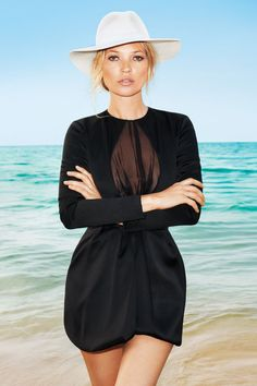 Miss Moss, shot by Terry Richardson for Harper's Bazaar US June/July 2012 #Fashion