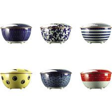 Mil Mil Suppwang Bowls (Set of 6)