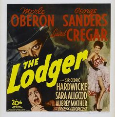 Image result for the lodger 1944