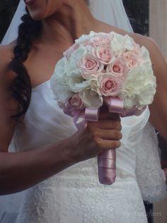 Ramo de novia para boda vintage